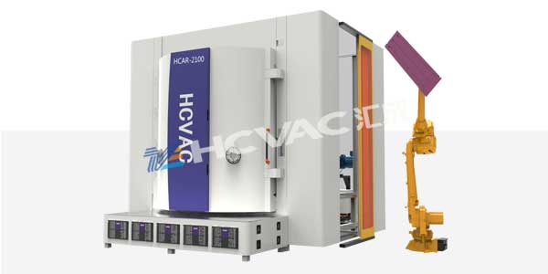Optical coating machine